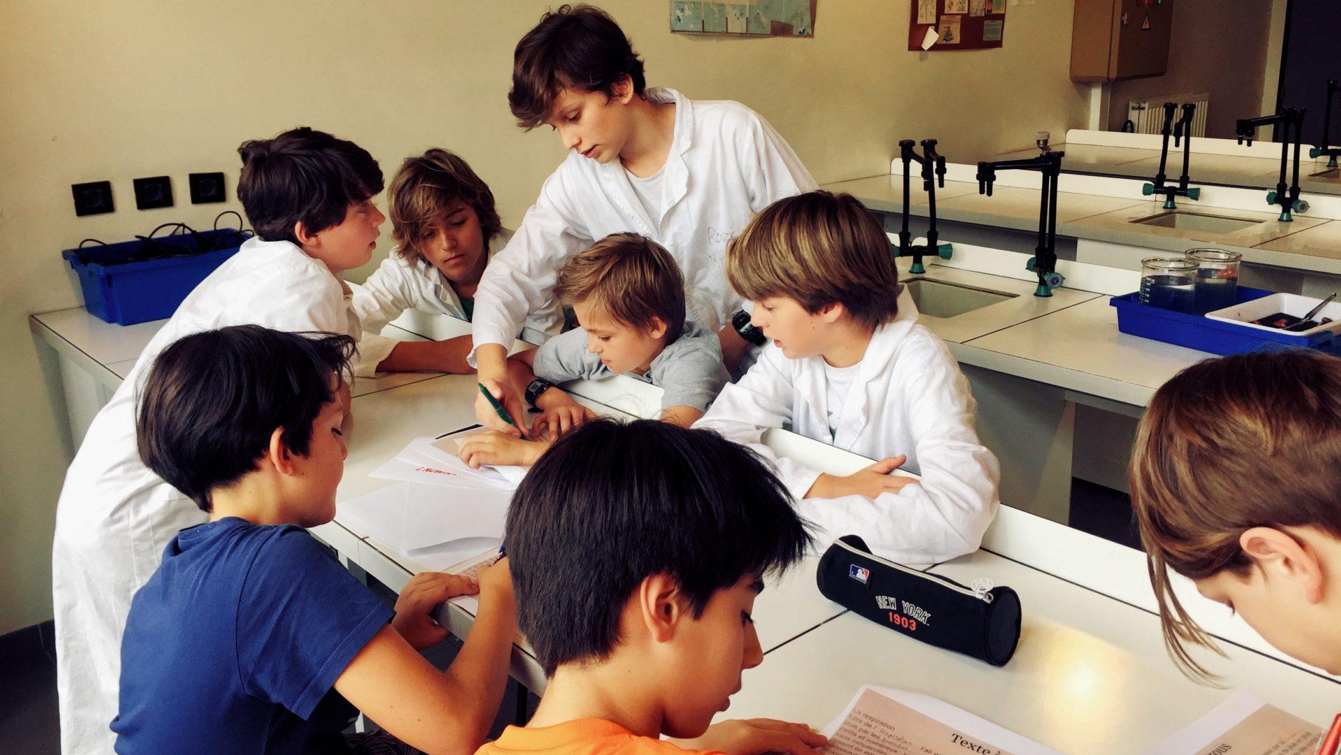 La sélection des élèves