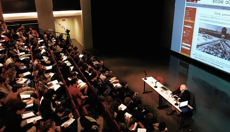 Conférences pour lycéens