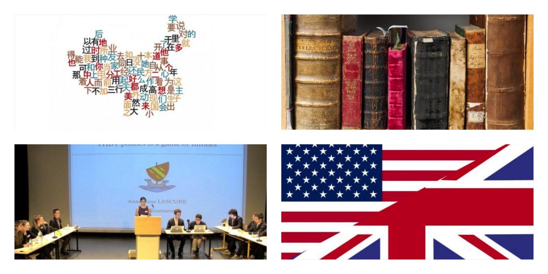 Les ateliers linguistiques et culturels – collège-lycée