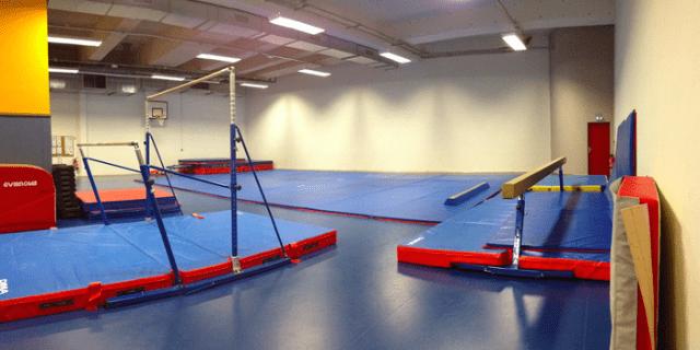 Activité annexe gymnastique