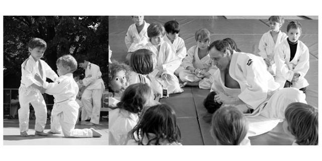 Judo avec le Racing Club de France