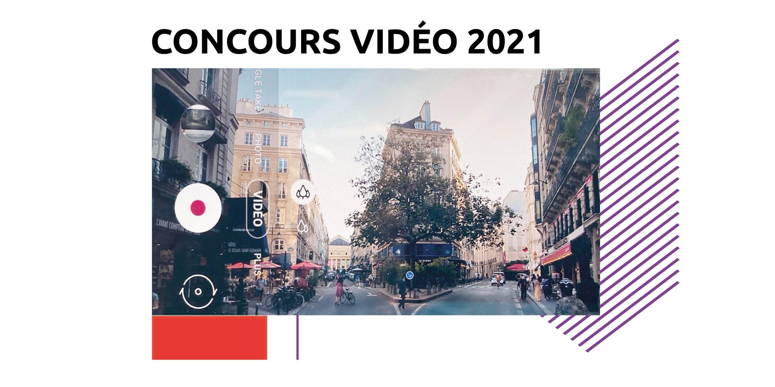 Concours vidéo : « Un regard sur le 6e »   École alsacienne