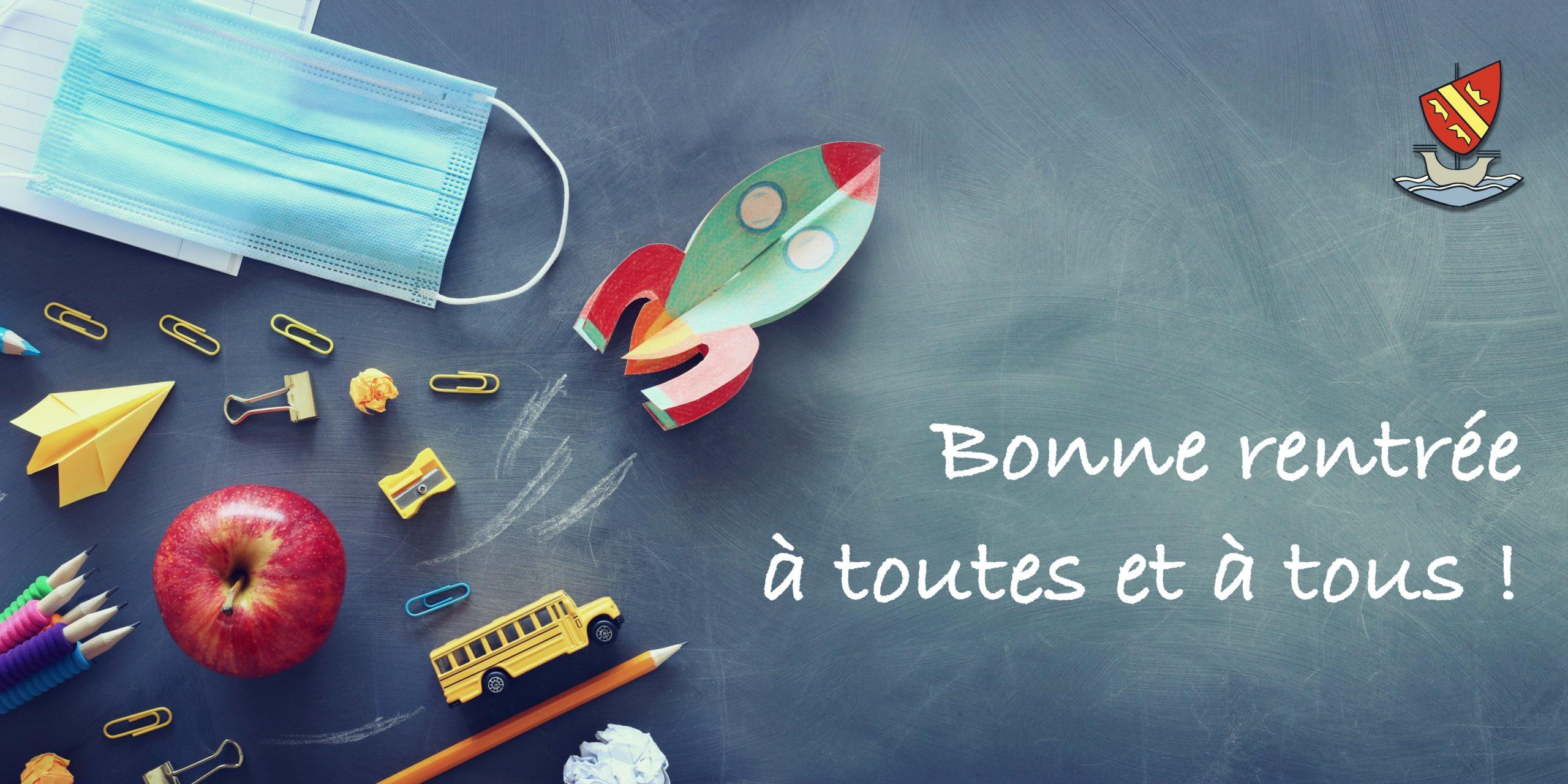Bonne rentrée 2020 ! - École alsacienne
