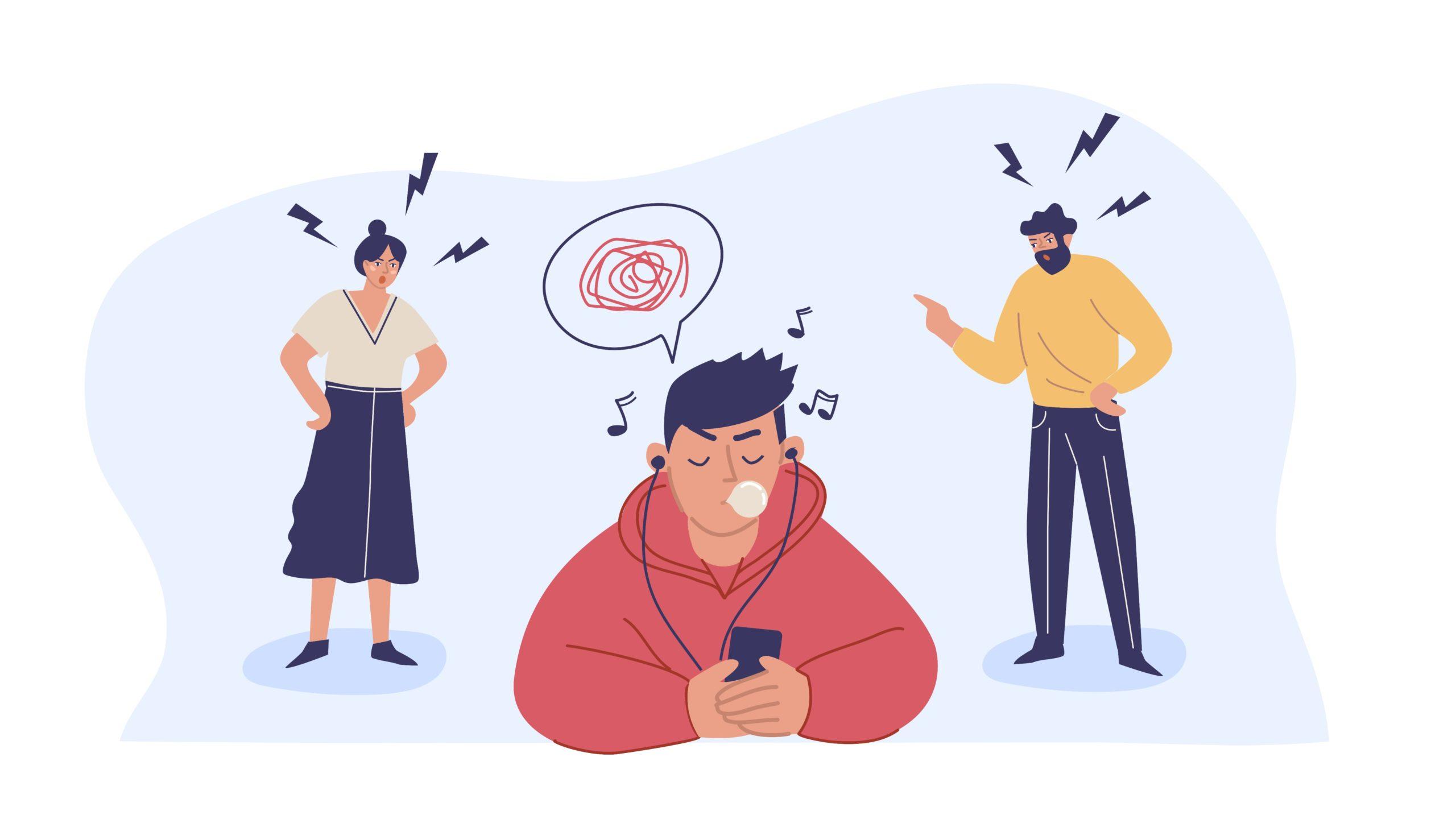 Vidéo - L'adolescent en quête ou à la recherche de limites