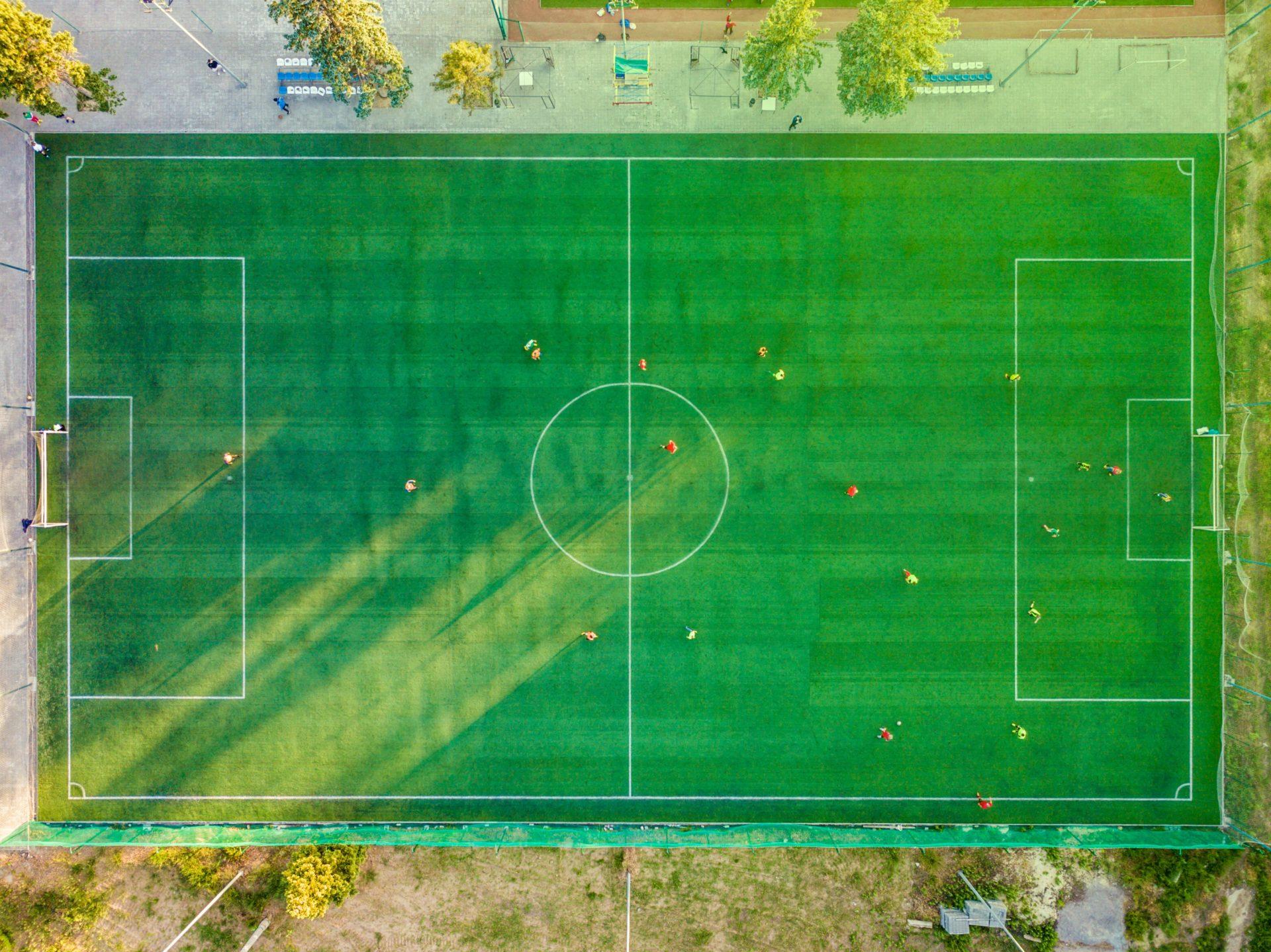 Atelier sportif football