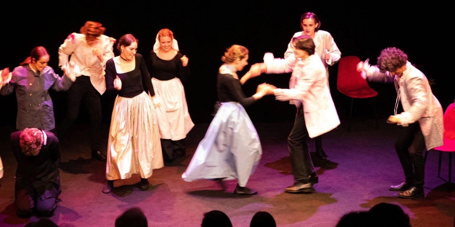 Tartuffe au festival off d'Avignon !